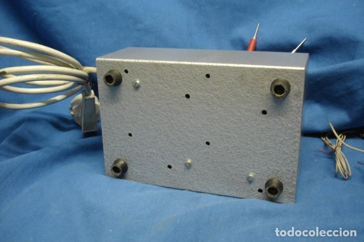 Radios antiguas: COMPROBADOR CONDENSADORES CV 103 + REGALO - Foto 6 - 144280770