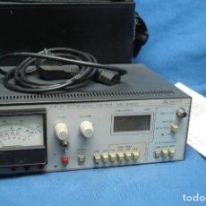 Radios antiguas: MEDIDOR DE CAMPO MARCA PROMAX MC843D. Lote 146166554
