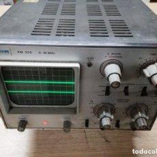 Radios antiguas: OSCILOSCOPIO PHILIPS MODELO PM 3110 AÑOS 70.. Lote 147569918