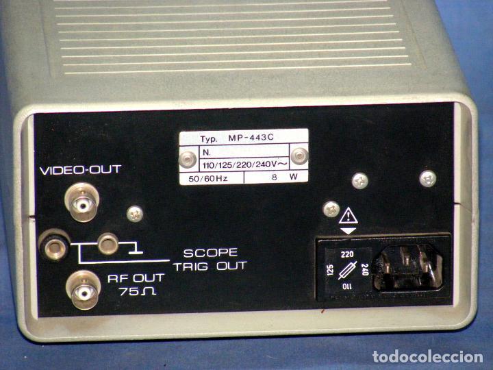 Radios antiguas: MIRA TV PROMAX MP-443-C - FUNCIONA. - Foto 5 - 148079286