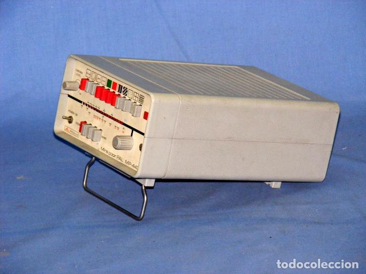Radios antiguas: MIRA TV PROMAX MP-443-C - FUNCIONA. - Foto 2 - 148079286