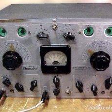 Radios antiguas: R.C.A. 162-C READER CHANALYST. SUPER TESTER Y SIGNAL TRACER...SANNA. Lote 148420998