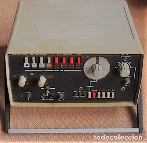 Radios antiguas: Generador de señales Promax Gv-808B PAL Mira electrónica - Foto 4 - 149815238