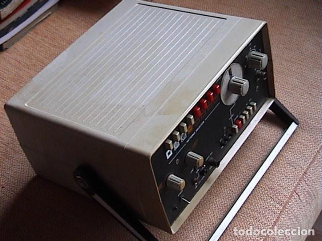 Radios antiguas: Generador de señales Promax Gv-808B PAL Mira electrónica - Foto 5 - 149815238