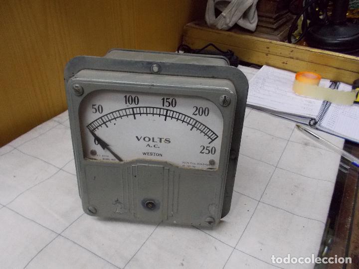 VOLTIMETRO (Radios - Aparatos de Reparación y Comprobación de Radios)