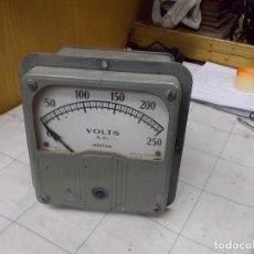 Radio antiche: VOLTIMETRO. Lote 149986974