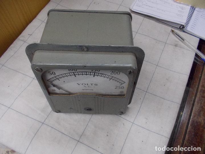 Radios antiguas: voltimetro - Foto 2 - 149986974