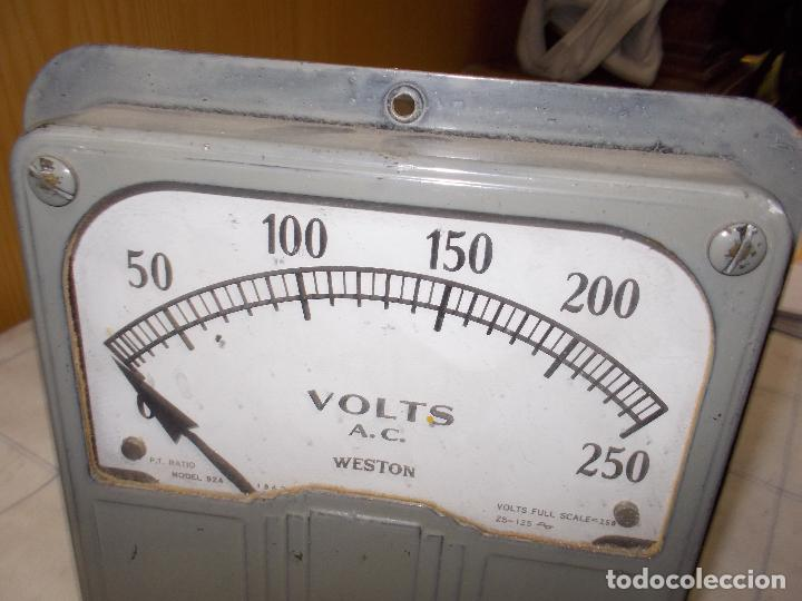 Radios antiguas: voltimetro - Foto 3 - 149986974