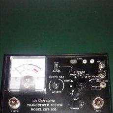 Radio antiche: CITIZEN BAND TRANSCEIVER MODEL CBT - 100. Lote 150189646