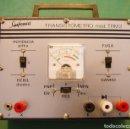 Radios antiguas: TRANSISTÓMETRO. COMPROBADOR DE TRANSISTORES SINFONIA TRM2...SANNA. Lote 150521778