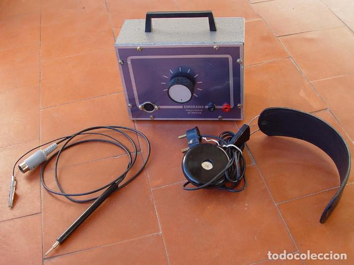 SIGNAL TRACER. PESQUISADOR DE AVARIAS. EURORADIO....SANNA (Radios - Aparatos de Reparación y Comprobación de Radios)