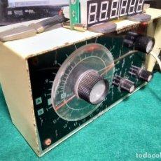 Radios Anciennes: GENERADOR DE RF Y BF. Lote 152735562