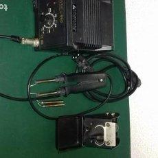 Radios antiguas: PINZA DESOLDADORA SMD AOYUE 950. Lote 155398094