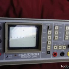 Radios Anciennes: HUNTRON TRACKER 2000 ELECTRONIC COMPONENT TESTER CIRCUIT ANALYZER.. Lote 159389786