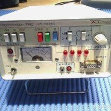 Radios antiguas: PROMAX TRC RT-501B REGENERADOR DE TUBOS. Lote 165876502