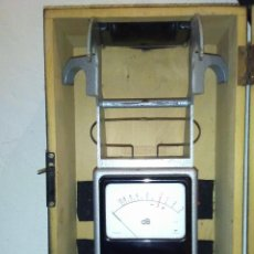 Radios antiguas: ANALIZADOR DE ANTENA VINTAGE ASM 1305 BAUKNECHT-GEA. Lote 169886484