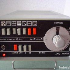 Radios antiguas: PROMAX MIRA COLOR PAL MP-443 . Lote 171259744