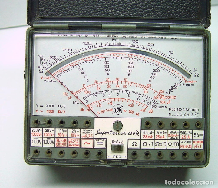 Radios antiguas: puente para medidas especiales del ICE-680R...sanna - Foto 2 - 174036855