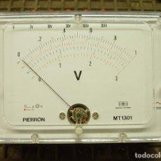 Radios antiguas: ANTIGUO TESTER PIERRON MT1301 POLIMETRO MULTIMETRO...SANNA. Lote 175341609
