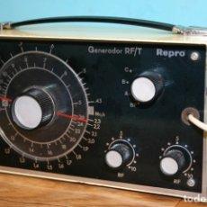 Radios antiguas: GENERADOR RF/T. REPRO. Lote 175716090