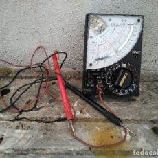 Radios antiguas: COMPROBADOR TELSTER ( FUNCIONA ). Lote 176199480