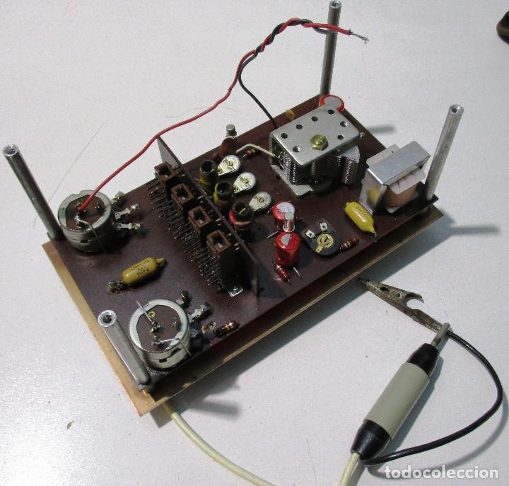 Radios antiguas: Generador de señales de radio RF GRF/21 REPRO - Foto 7 - 176284625