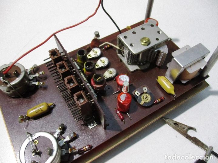 Radios antiguas: Generador de señales de radio RF GRF/21 REPRO - Foto 8 - 176284625