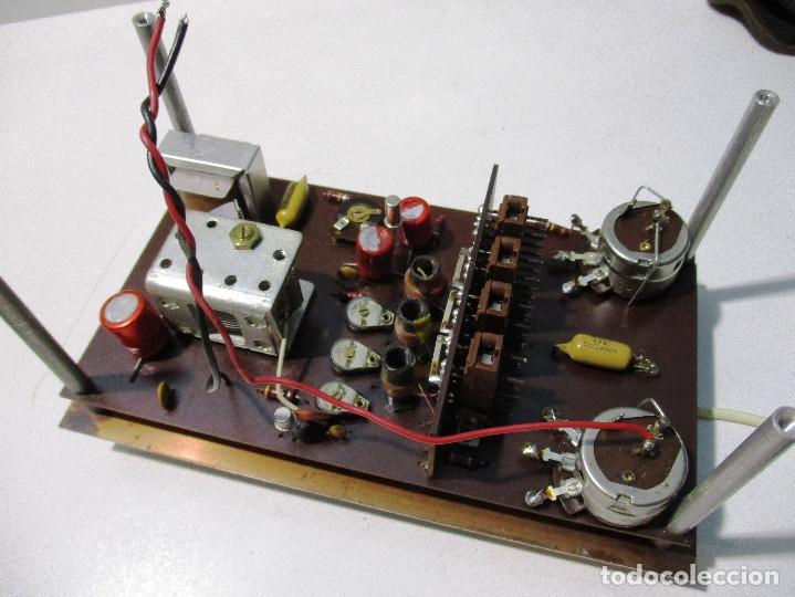 Radios antiguas: Generador de señales de radio RF GRF/21 REPRO - Foto 9 - 176284625