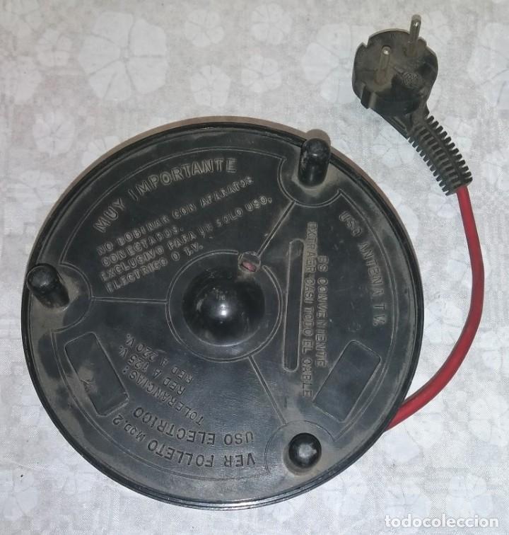 Radios antiguas: ALARGADERA ANTIGUA CON CLAVIJA DE ENTRADA ANTIGUA - Foto 2 - 176773297