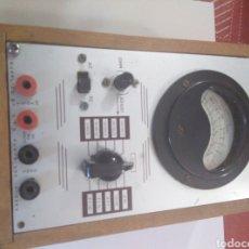 Radios antiguas: MULTÍMETRO ANTIGUO DE SCI. Lote 177259618