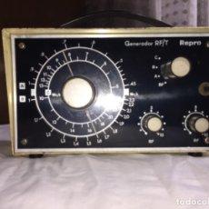 Radios antiguas: GENERADOR RF/T REPRO. Lote 177296119