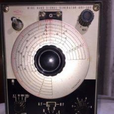 Radios antiguas: GENERADOR ARF-300 BELCO. Lote 177296725