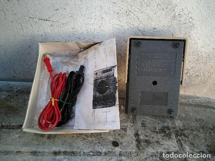 Radios antiguas: comprobador telster funcionando - Foto 3 - 177834325