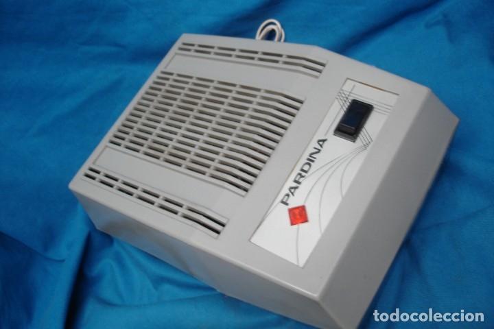 ANTIGUO TRANSFORMADOR/ESTABILIZADOR DE 220/125 V. MARCA PARDINA - FUNCIONA (Radios - Aparatos de Reparación y Comprobación de Radios)