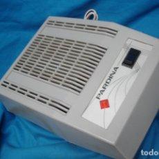 Radios antiguas: ANTIGUO TRANSFORMADOR/ESTABILIZADOR DE 220/125 V. MARCA PARDINA - FUNCIONA. Lote 179333386