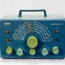 Radios antiguas: GENERADOR DE RF RETEXKIT RF-1 EN EXCELENTE ESTADO. Lote 181793496