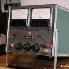 Radios antiguas: FUENTE ALIMENTACION PROMAX. Lote 182879290