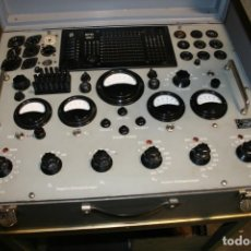 Radios antiguas: COMPROBADOR DE VALVULAS. Lote 183836400