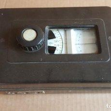 Radios antiguas: PUENTE DE WHEATSTONE SIEMENS BAKELITE AÑO 1952. Lote 184448090