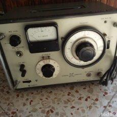 Radios Anciennes: MEGURO GENERADOR DE SEÑAL FM,MS G2764. Lote 184688215