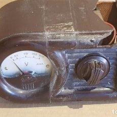 Radios antiguas: ELEVADOR-REDUCTOR DE RADIO MARCA HEZLO / A RESTAURAR / SIN COMPROBAR.. Lote 184841690
