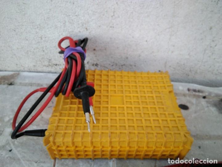 Radios antiguas: Comprobador Telster funcionando - Foto 5 - 187112845