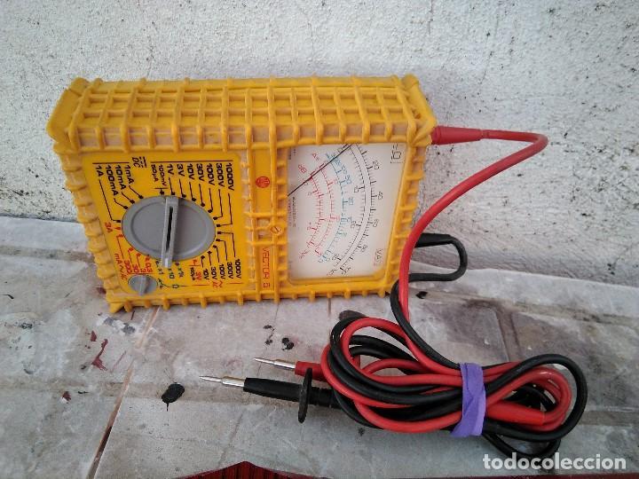 Radios antiguas: Comprobador Telster funcionando - Foto 6 - 187112845