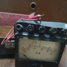 Radios antiguas: VATIMETRO AÑOS30. Lote 187391048