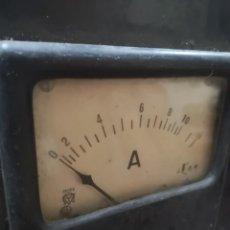 Radios antiguas: AMPERIMETRO. Lote 187391157