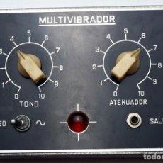 Radios Anciennes: MULTIVIBRADOR. Lote 189379500
