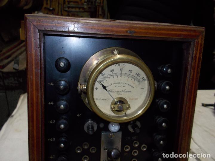 Radios antiguas: aparato de medida - Foto 7 - 190467395