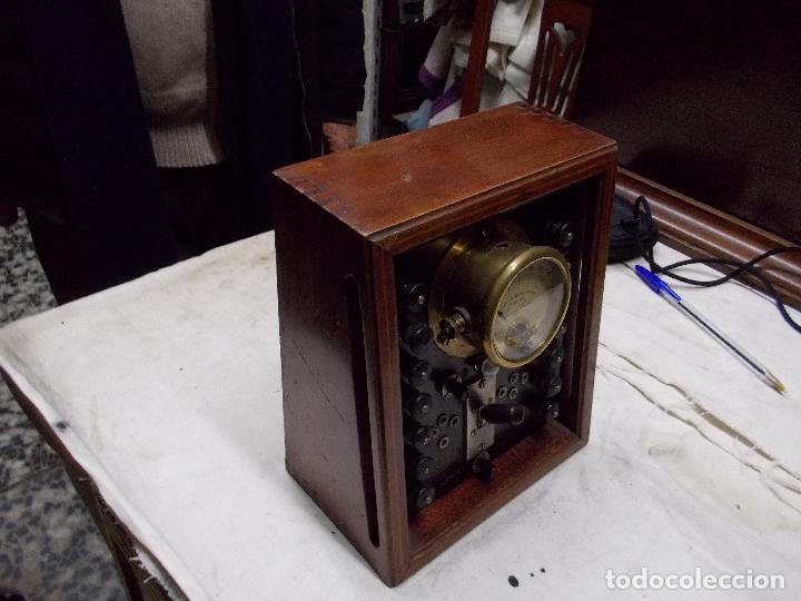 Radios antiguas: aparato de medida - Foto 9 - 190467395
