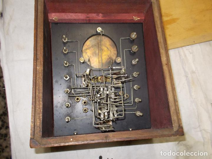 Radios antiguas: aparato de medida - Foto 11 - 190467395