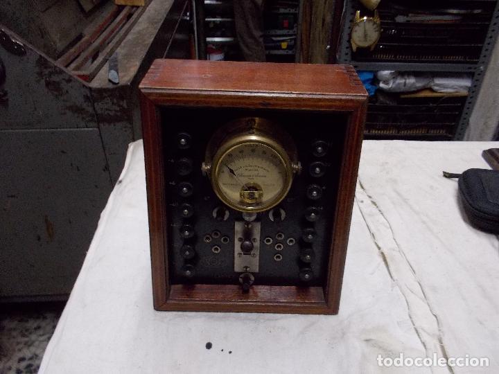 APARATO DE MEDIDA (Radios - Aparatos de Reparación y Comprobación de Radios)